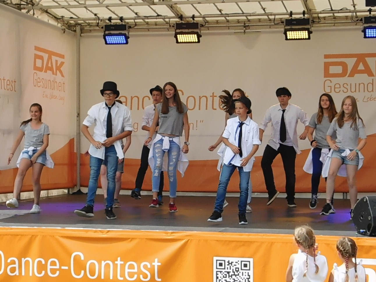 DAK Dancecontest